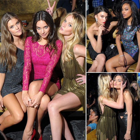 The Sports Illustrated Swimsuit Models Frock Up! Kate Upton, Jessica Gomes, Anne V & more Party Down in Style
