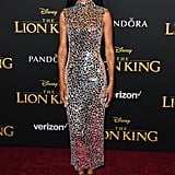 Michelle Williams at the Lion King Premiere