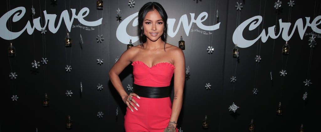 "When It Comes to 2018 Beauty, Karrueche Tran's Motto Is ""Less Is More"""