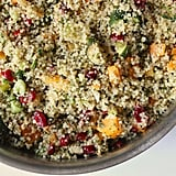 Mint, Butternut Squash, and Cranberry Quinoa
