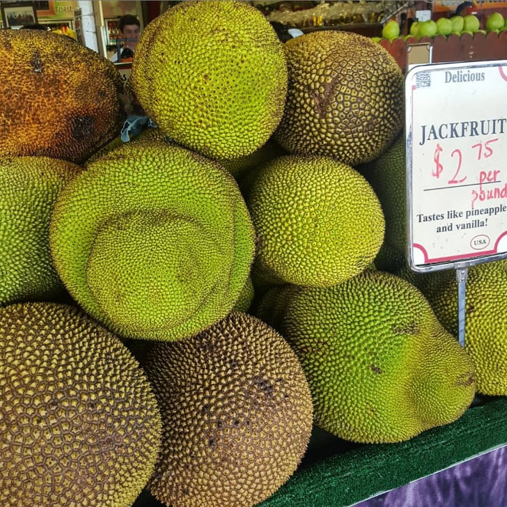 what is jackfruit?  popsugar fitness, Natural flower