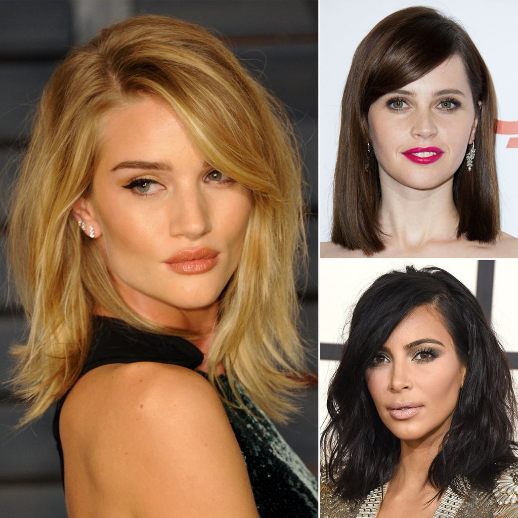 Celebrities With the Clavicut Hairstyle  POPSUGAR Beauty UK