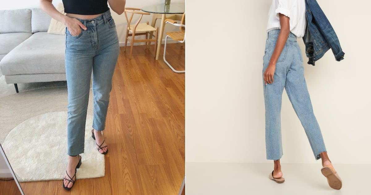 My Friends Always Ask Where I Got These Vintage-Style Jeans and Can't Believe They're $35