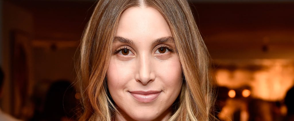 """Whitney Port Supports the """"Fed Is Best"""" Movement, and Boy, Is Her Outlook a Breath of Fresh Air"""
