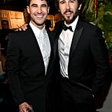 Darren Criss and Josh Groban