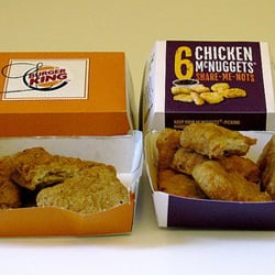 BK Chicken Tenders vs. McDonald's Chicken McNuggets: Which One Is Better?