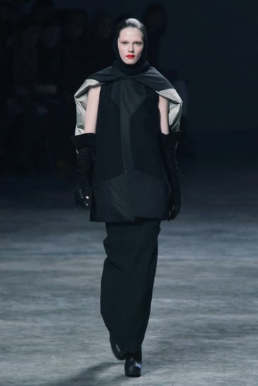 Fall 2011 Paris Fashion Week: Rick Owens