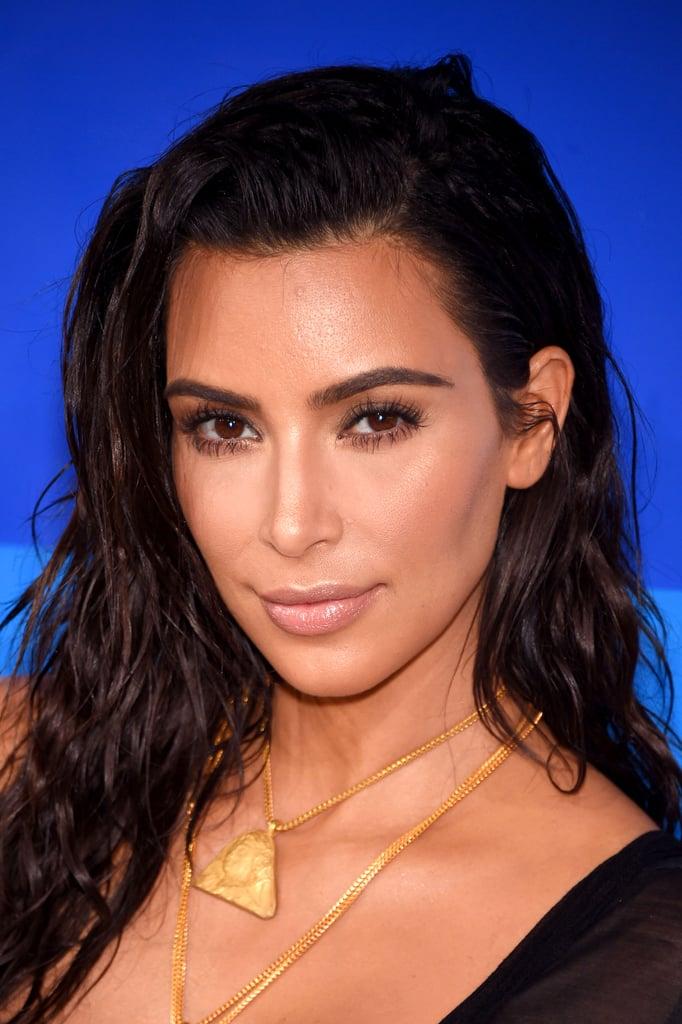 Kim Kardashian Hair and Makeup | MTV Video Music Awards