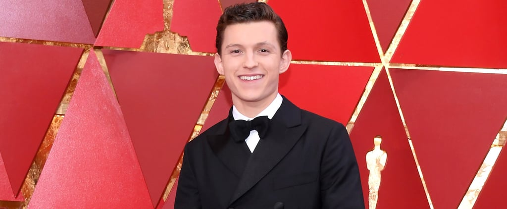 Tom Holland Hottest Photos