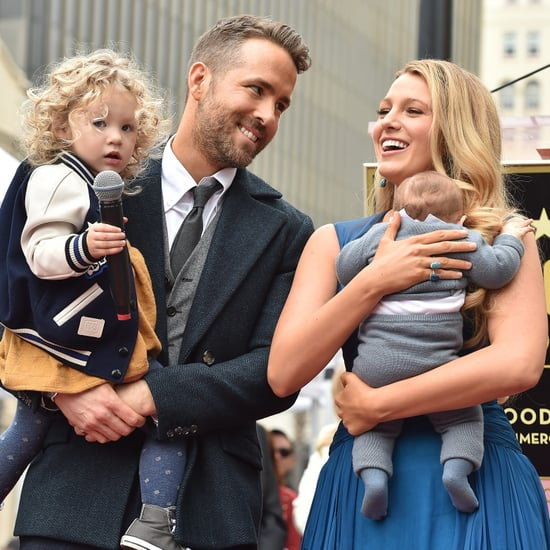 Blake Lively Parenting Quotes on Good Morning America