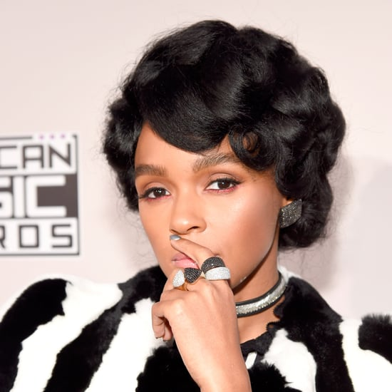 Janelle Monae at American Music Awards 2016