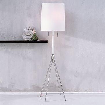 Adjustable Metal Floor Lamp ($149)