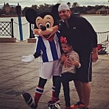 He Takes Her to Hang Out With Mickey Mouse