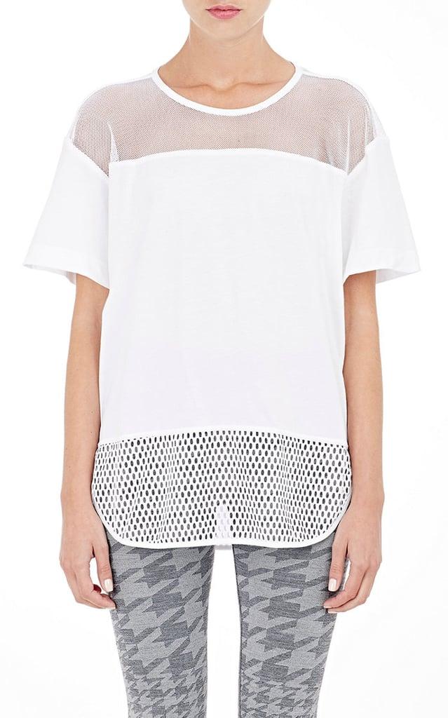 Stella McCartney Adidas Mesh T-Shirt