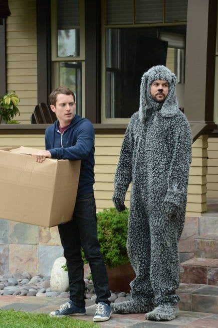 Wilfred and Ryan From Wilfred