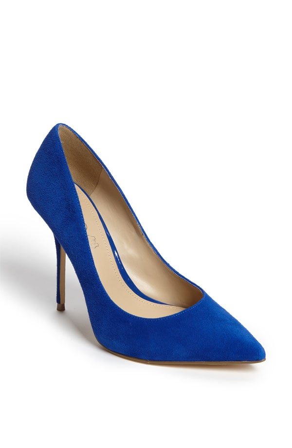 Brilliant and color-injected — and a great buy.  Aldo Fravel Pump ($90)