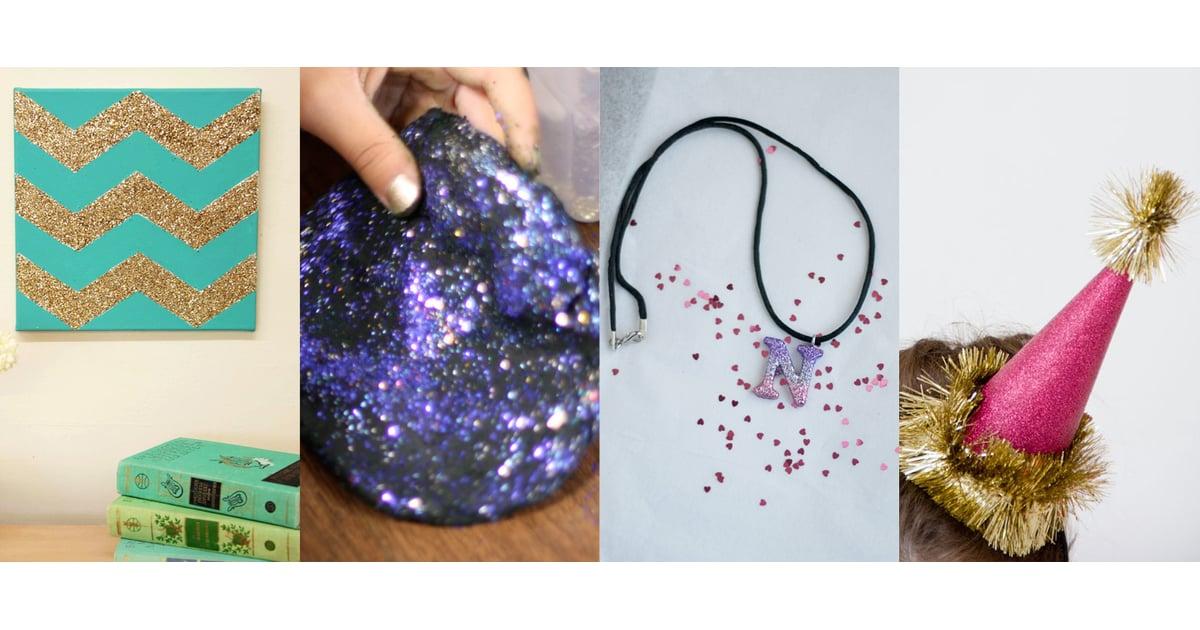 Glitter crafts for kids of all ages popsugar moms for Glitter crafts for kids