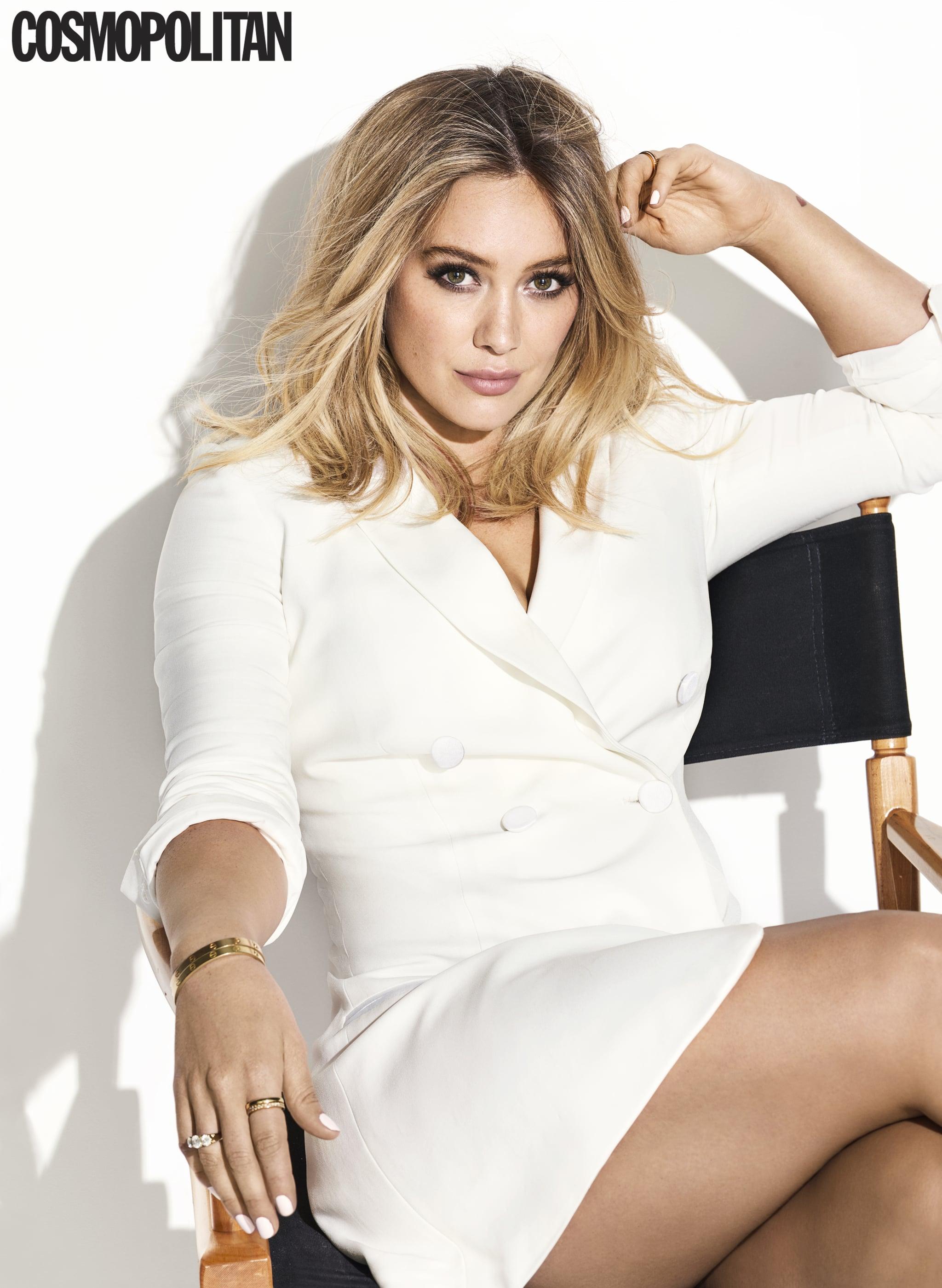 Hilary Duff on Cosmopo... Hilary Duff Movies