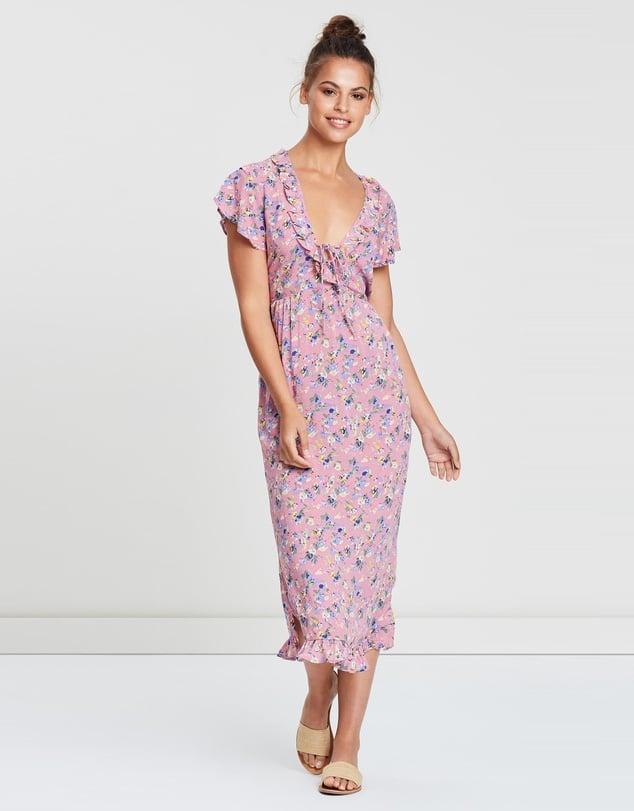 Auguste the Label Viola Allure Midi Dress ($165)