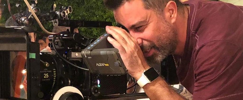 """هادى الباجورى يعلن بدء تصوير فيلمه الجديد """"جارة القمر"""" 2020"""