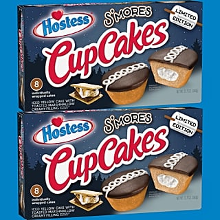 Hostess's Ooey-Gooey S'mores CupCakes Include Graham Cracker Cake and Marshmallow Filling