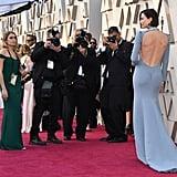 Charlize Theron Dior Dress Oscars 2019