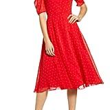Rachel Parcell Chiffon A-Line Dress