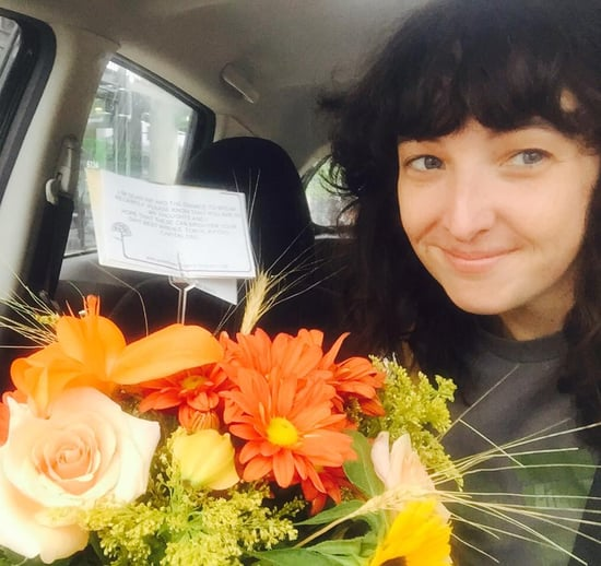 Credit Card Employee Sends Flowers to a Woman's Ex-Fiance