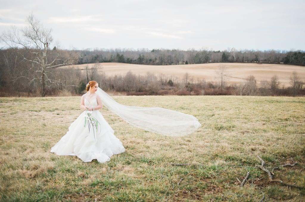 Madeline Stuart's Wedding Dress Photo Shoot