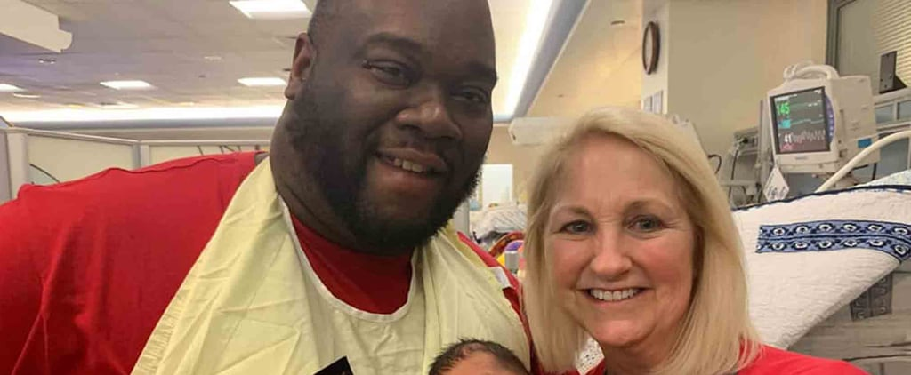 Father and Son Treated by Same NICU Nurse 33 Years Apart