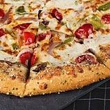 Veggie Lover's Udi's Gluten-Free Pizza Slice