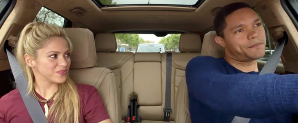 Shakira Carpool Karaoke Video