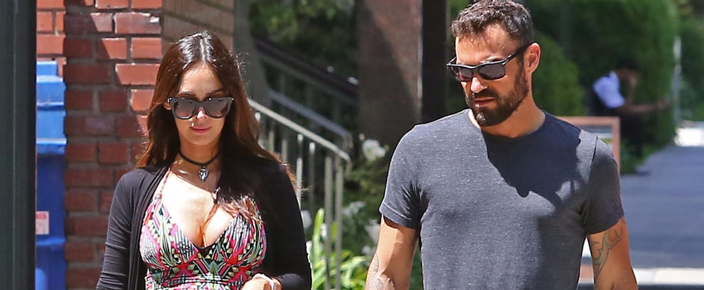 Megan Fox Grabs Lunch With Brian Austin Green After Making Headlines With Surprise Pregnancy