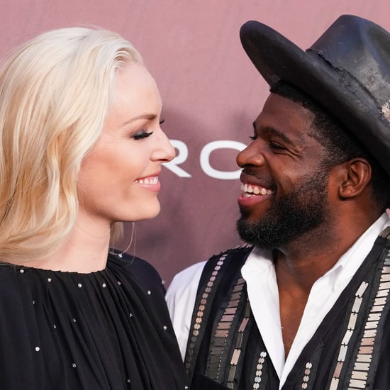 Lindsey Vonn and PK Subban Engagement