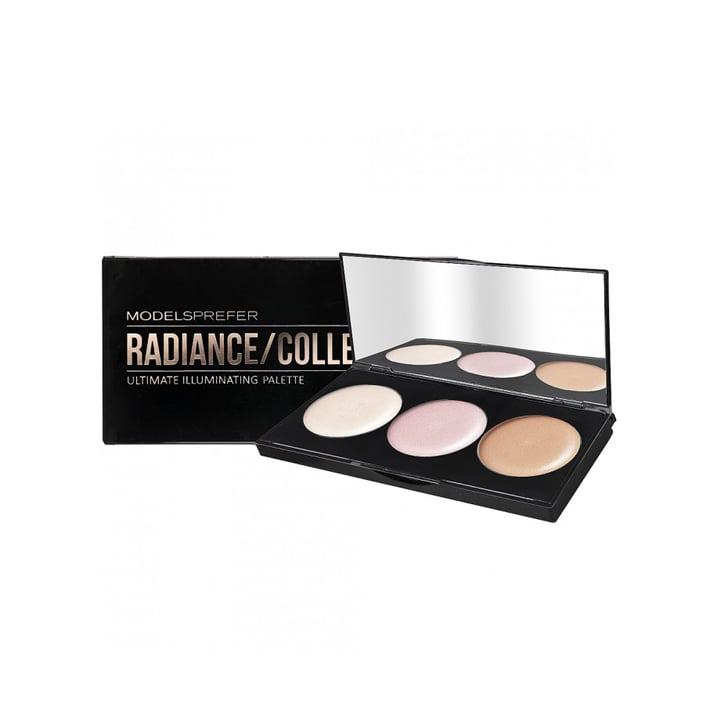 Models Prefer Radiance Collection Cream Palette, $12.99