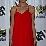 Remember Natalie Portman's shaved head? She attended day two of Comic-Con in 2009.