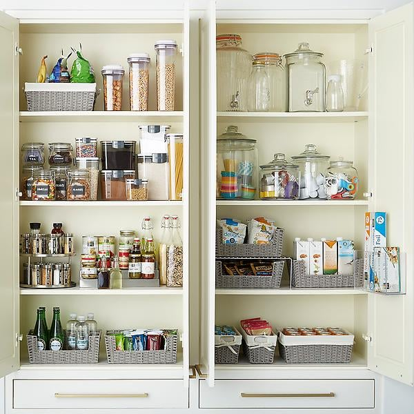 Pantry Organization Starter Kit
