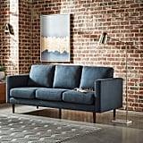 Rivet Revolve Modern Upholstered Sofa Couch