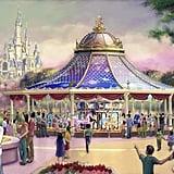 Fantasia Carousel Rendering