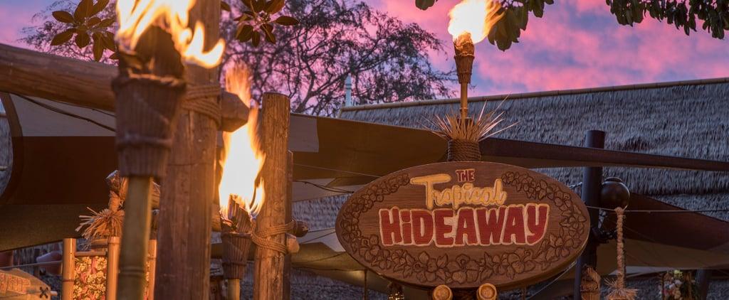 Disneyland Park Tropical Hideaway 2018
