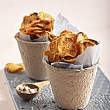Appetizer: Oven-Baked Sweet Potato Chips