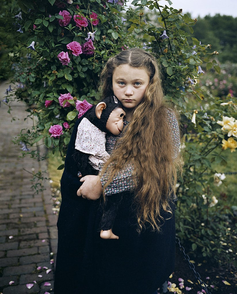 Robin Schwartz, Love Ming, 2009, from Amelia and the Animals (Aperture, 2014)