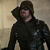 Green Arrow From Arrow
