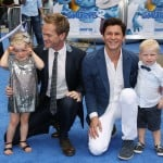 Neil Patrick Harris' twins nailed their back to school picture