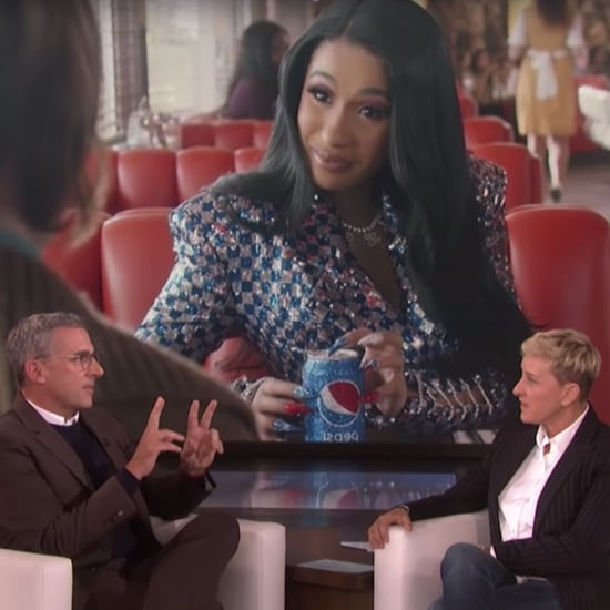 Steve Carell on Working With Cardi B and Billie Eilish