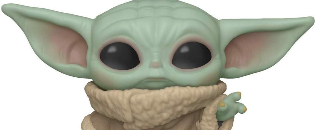 The Mandalorian Baby Yoda Funko Pop! Toys