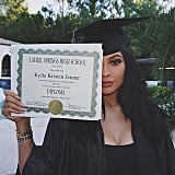Kylie Jenner High School Graduation Party