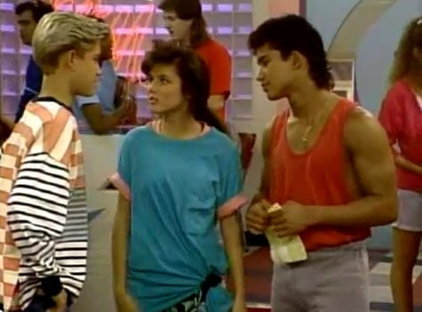 The Max, Saved by the Bell