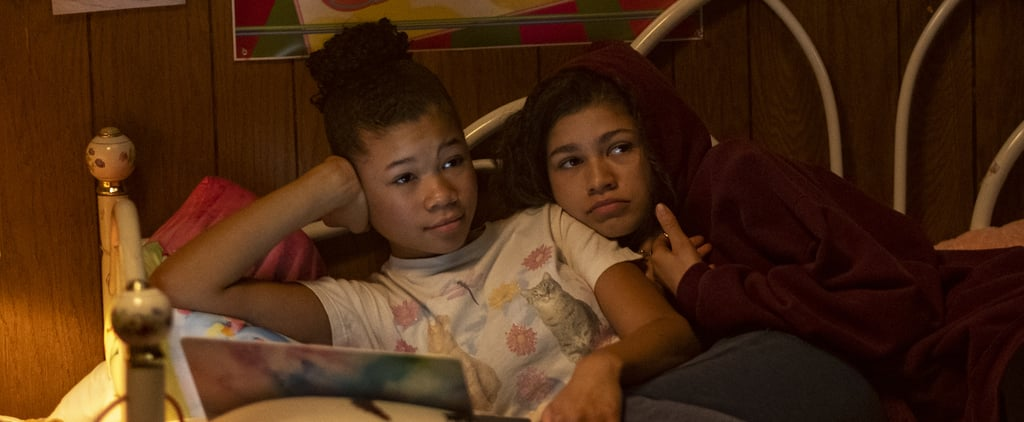 Storm Reid Quotes About Euphoria Season 2
