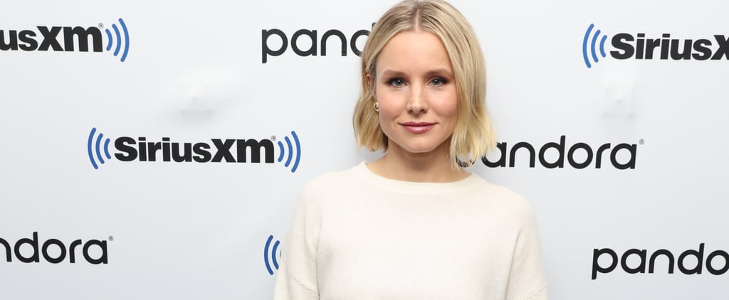 Kristen Bell Wears Loeffler Boots and Staud Skirt in NYC